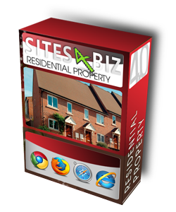 Residential property management web site